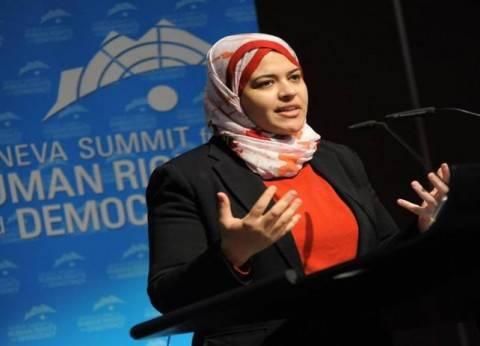 داليا زيادة: المرأة بطلة اليوم الأول من تصويت المصريين بالخارج