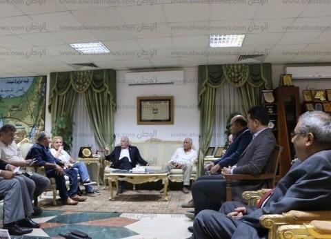 شرم الشيخ تستضيف المؤتمر الإقليمي الأول لدول أفريقيا أول أكتوبر
