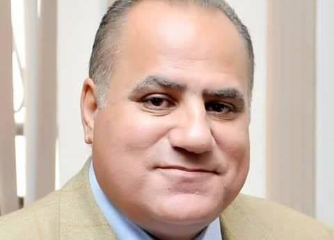"""النادي المصري يهنئ """"حامد"""" بتعيينه عميدا للتربية الرياضية بجامعة بورسعيد"""