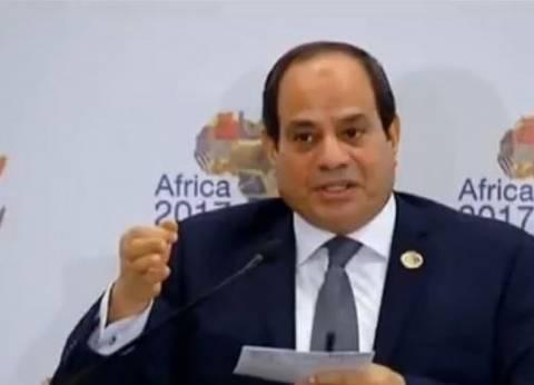 تفاصيل يوم رئاسي في القاهرة.. السيسي يلتقي بوتين وقمة مع عباس