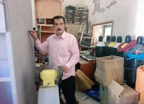 مدير «تعليم الضبعة»: «الإنتاج الحربى» وردت إلينا أحدث أجهزة التدريب
