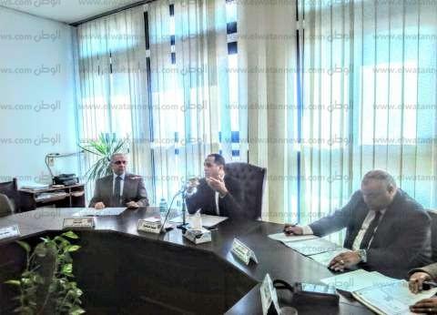 رئيس جامعة دمنهور يعلن الانتهاء من أعمال الصيانة والتجميل