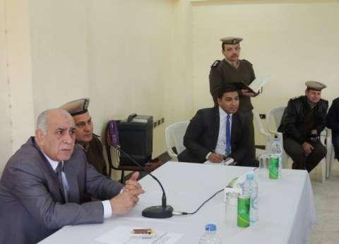مدير أمن المنيا يشهد الدورة التثقيفية العشرين لتنمية مهارات رجال الشرطة