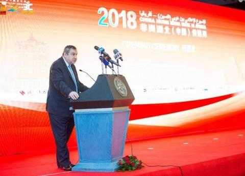 عصام شرف: طريق الحرير حلم لعالم جديد تقوده مصر والصين