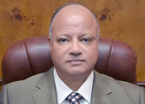 """السيرة الذاتية لمحافظ القاهرة خالد عبدالعال.. """"مدير أمن"""" سابقا"""