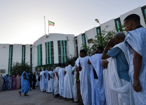 بمنافسة 6 مرشحين.. انطلاق سباق الانتخابات الرئاسية في موريتانيا