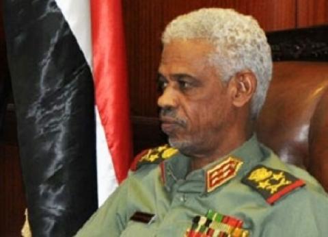 """وزير الدفاع السوداني يشارك في معرض """"إيديكس 2018"""""""
