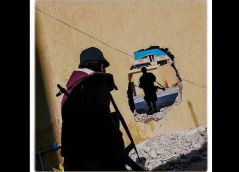 بالصور| أبرز مشاهد رصدها مصور أمريكي لتوثيق الثورة الليبية