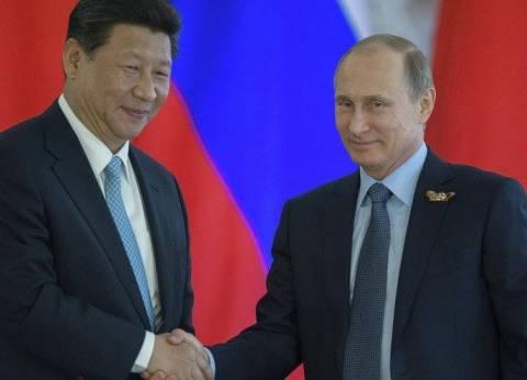 الرئيس الروسي يتجه إلى الصين للمشاركة في إحياء الذكرى 70 لعيد النصر