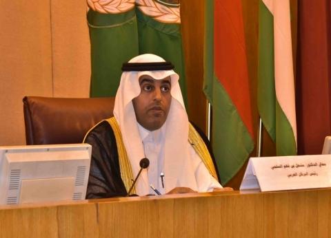 رئيس البرلمان العربي يعزي مصر رئيسا وشعبا في ضحايا قطار محطة مصر