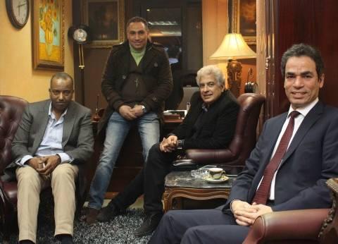 """أحمد المسلماني يعود لقناة """"دريم"""" لتقديم """"الطبعة الأولى"""""""