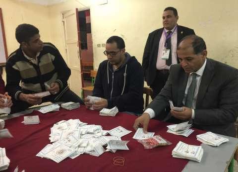 مؤشرات أولية| لجنة 15 بالجيزة: 1247 صوت للسيسي و 24 لموسى مصطفى