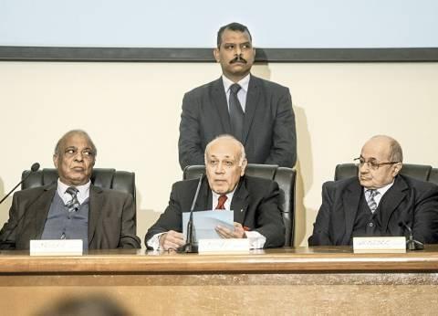 بلاغ يطالب «العليا للانتخابات» باستبعاد مرشح رفع شارة «رابعة»