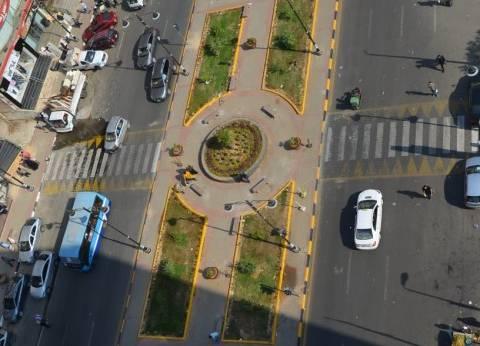 """""""التنسيق الحضاري"""" يطوّر شارع عباس العقاد بمدينة نصر"""