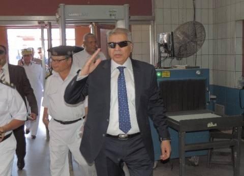 تعرف على اللواء قاسم حسين محافظ المنيا الجديد