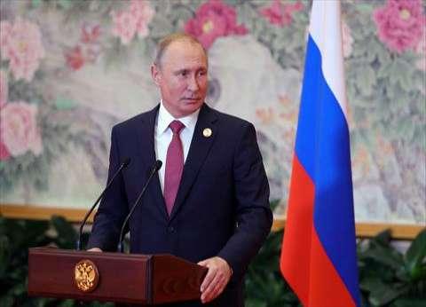 بوتين يحذر نظام الحكم في أوكرانيا