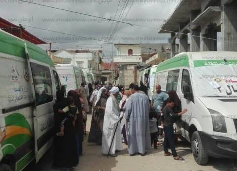 19 أكتوبر.. قافلة طبية بقرية الصوامعة شرق بسوهاج
