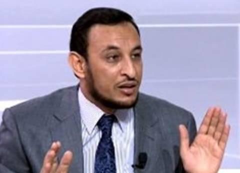 """رمضان عبد المعز: ليس كل مظلوم يأخذ حقه في الدنيا.. """"هذه إرادة الله"""""""