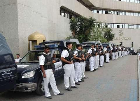 مديرية أمن الإسكندرية تشن حملة لضبط الخارجين عن القانون