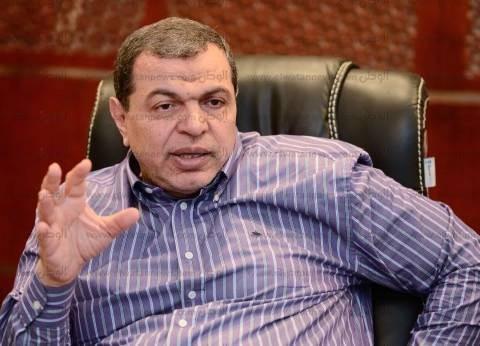 سعفان يدعو العمالة المصرية بالخارج للمشاركة بإيجابية في الانتخابات