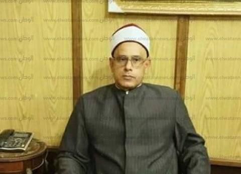 """""""أوقاف أسيوط"""": الاعتكاف يبدأ اليوم.. ولن نسمح به إلا بالمساجد المحددة"""
