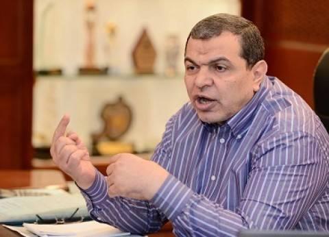 """وزير القوى العاملة: """"عمال مصر"""" شاركوا في الانتخابات بنسبة 52%"""