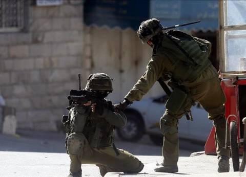 مفزاك: قوة من جيش الاحتلال تطلق النار على 4 فلسطينيين على حدود غزة