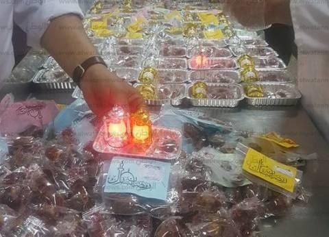 بالصور| مستشفى الأطفال بالمنصورة توزع فوانيس رمضان على المرضى