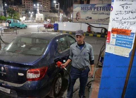 هيئة البترول تضخ 48 ألف طن من البنزين والسولار بالمحطات اليوم
