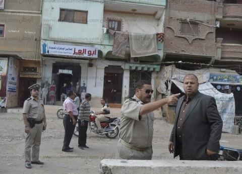 بالصور| رئيس مدينة كفر الشيخ يتفقد موقف الأتوبيسات الجديد