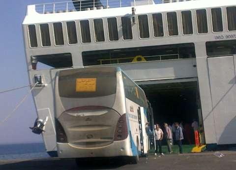 موانئ البحر الأحمر: وصول وسفر 870 سائحا من جنسيات مختلفة