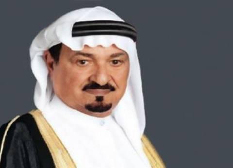 حاكما عجمان والفجيرة يحضران أفراح الرقباني الشعالي في الإمارات