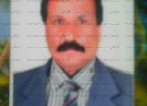 """""""رحامنة"""" دمياط تشيع جثمان أحد شهداء هجوم مسجد الروضة الإرهابي"""