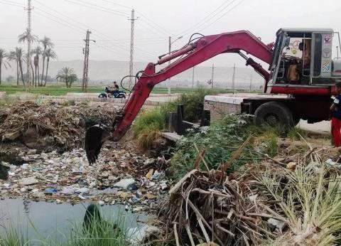 """""""هيئة الصرف"""": إزالة 653 حالة تعد على منافع الصرف بالجمهورية"""