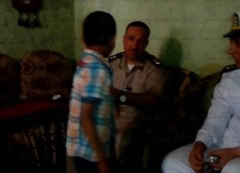 """وفد """"حقوق الإنسان"""" بـ""""أمن الدقهلية"""" يزور طفلا تعرض للاعتداء عليه جنسيا"""