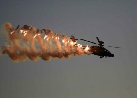 عاجل| طيران الاحتلال الإسرائيلي يعاود قصف غزة مجددا