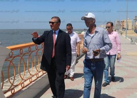 محافظ كفر الشيخ: استمرار إزالة التعديات على بحيرة البرلس