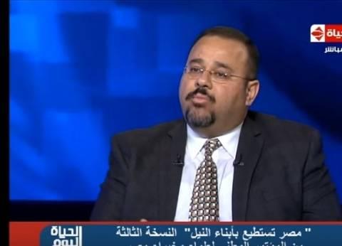 """هشام العسكري: مؤتمرات """"مصر تستطيع"""" أعطت المجتمع طاقة إيجابية"""