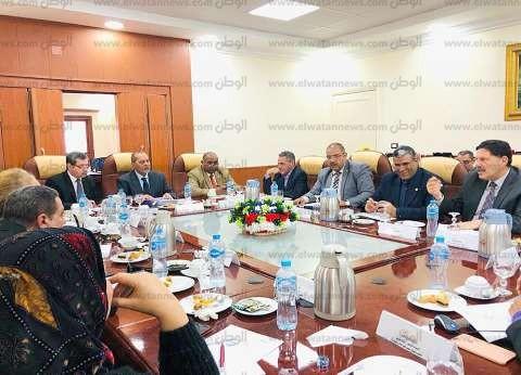 مجلس جامعة مطروح يعين 7 أعضاء جدد بهيئة التدريس