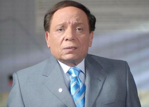 """مصادر: عادل إمام سدد مليون و530 ألف جنيه لـ""""الضرائب"""""""