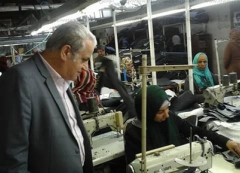 مصادر: الحكومة انتهت من الحصر الشامل للمصانع المغلقة بـ12محافظة