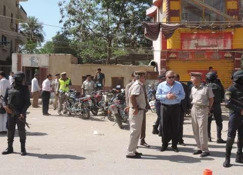 """""""أمن الفيوم"""": ضبط 838 مخالفة مرورية وتنفيذ 603 أحكام في حملة مكبرة"""