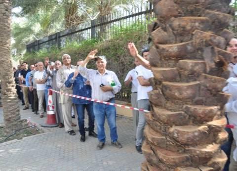 اتحاد المصريين بالخارج: الإقبال على التصويت بالسعودية مفاجئ