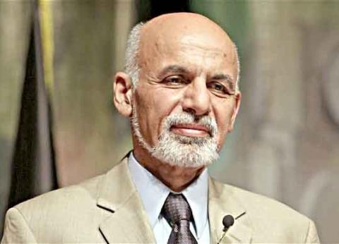 رئيس أفغانستان يعتزم الترشح لفترة رئاسية جديدة