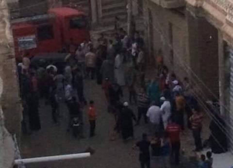 إصابة 4 مواطنين في مشاجرة بين عائلتين بسبب خلافات المرور بالفيوم