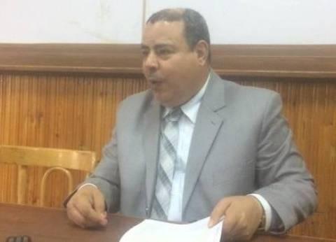 """عميد """"تجارة الأزهر"""" يهنئ السيسي بفوزه بالرئاسة: دمت لنا زعيما صادقا"""