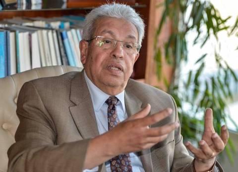 عبد المنعم سعيد لـDMC: لغة السيسي اليوم جديدة على خطاباته