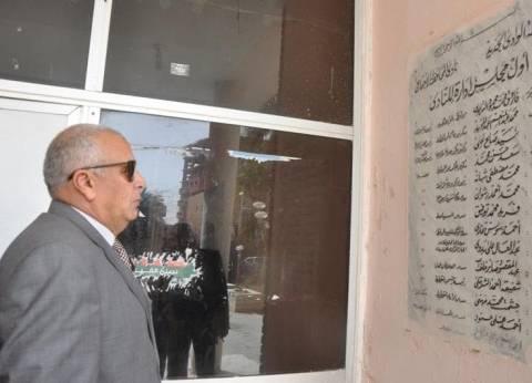 محافظ الوادي الجديد يدعم الأسر المنتجة بقرى جناح