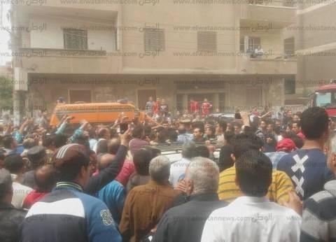 """نادي القضاة ينعى ضحايا تفجيري """"طنطا"""" و""""الإسكندرية"""""""