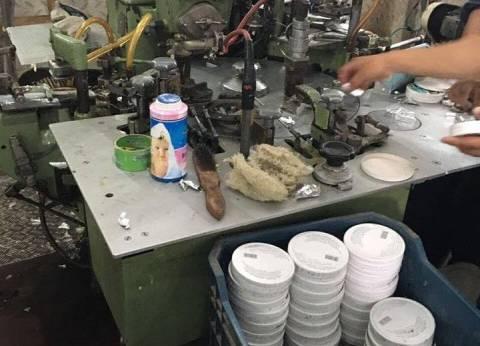 """""""تموين الإسكندرية"""": ضبط مصنع آيس كريم يستخدم مواد منتهية الصلاحية"""